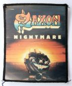 Saxon - 'Nightmare' Photo Patch